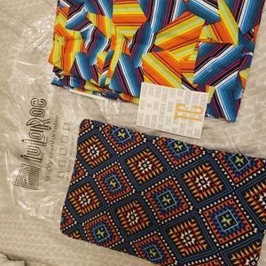 Lularoe TC leggings bundle